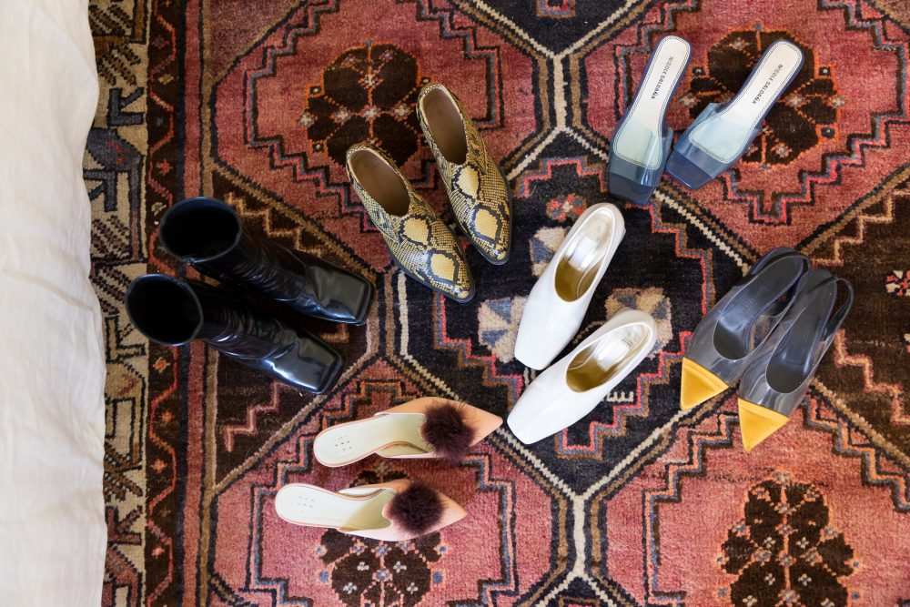 A roundup of favorite shoes.