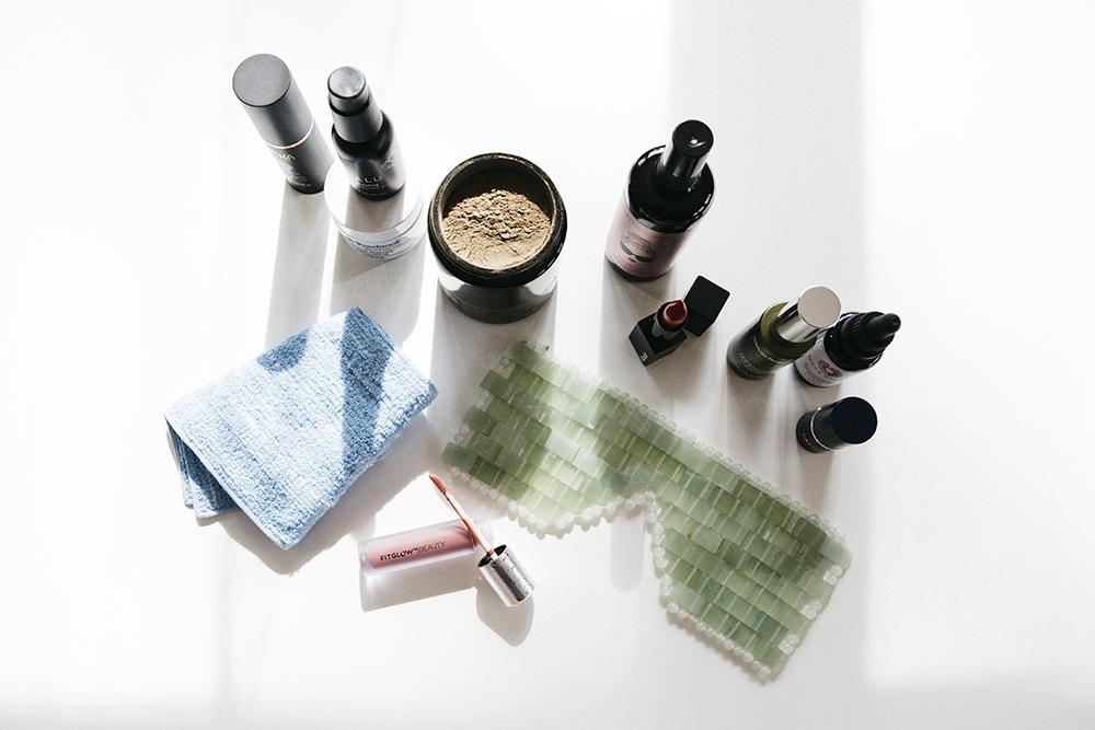 Sarah James' natural hero products.