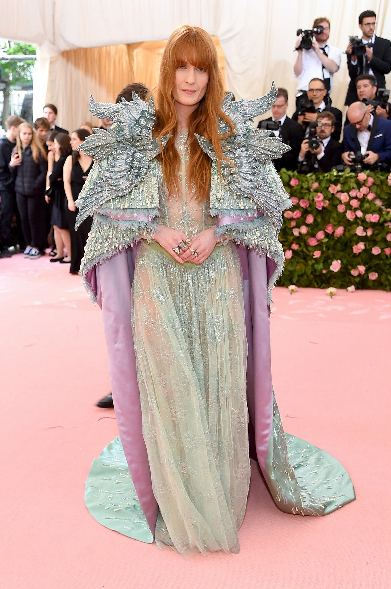 Florence Welch wearing Gucci / Gucci.